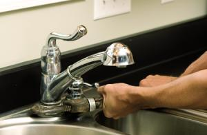 Our Richmond Plumbers repair kitchen fixtures